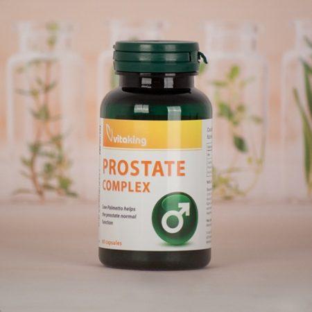 Vitaking Prostate Complex kapszula 60 db