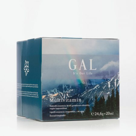 GAL Multivitamin (30 db kapszula és 30 adag csepp) 30 adag