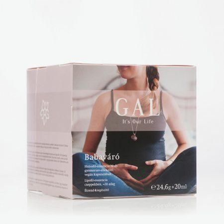 GAL Babaváró étrend-kiegészítő (30 db kapszula+20 ml csepp) 30 adag
