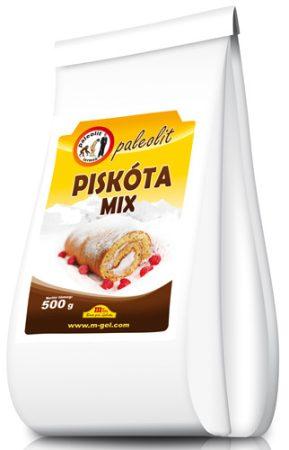 DIA-WELLNESS PALEOLIT PISKÓTAMIX NATUR 500G