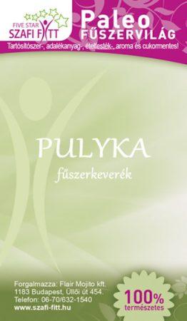 SZAFI REFORM PALEO PULYKA FŰSZERKEVERÉK 50G