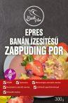 SZAFI FREE EPRES, BANÁN ÍZESÍTÉSŰ ZABPUDING POR 300G