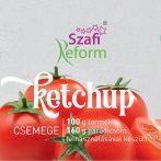 SZAFI REFORM KETCHUP CSEMEGE 290G