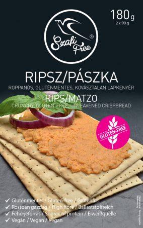 SZAFI FREE RIPSZ/PÁSZKA 180G
