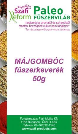 SZAFI REFORM PALEO MÁJGOMBÓC FŰSZERKEVERÉK (GLUTÉNMENTES) 50 G